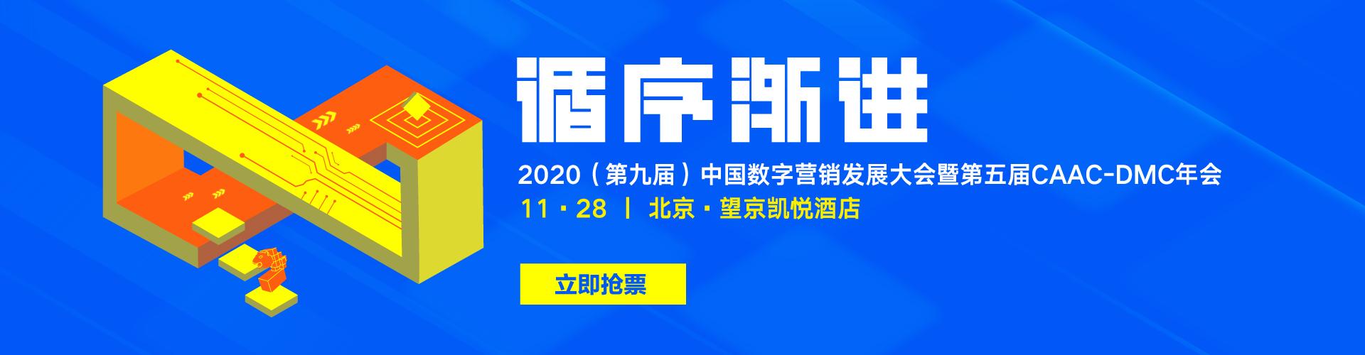 2020(第九届)中国数字营销发展大会