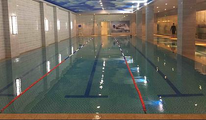 互动吧-正体健身游泳体验卡