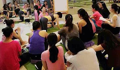 互动吧-瑜伽~健康的生活方式