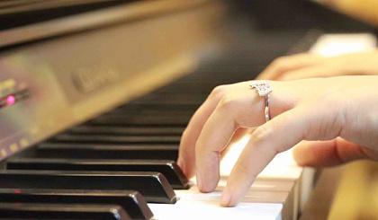 互动吧-30分钟学会指尖的艺术!0基础钢琴课,2节课包会3首歌