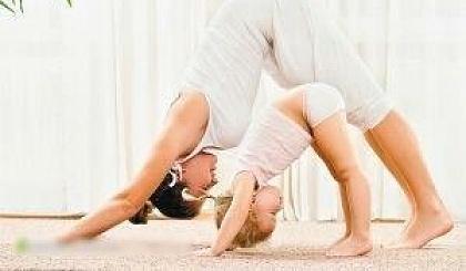 互动吧-亲子瑜伽沙龙