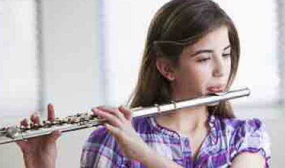 少儿萨克斯、长笛、黑管  免费学