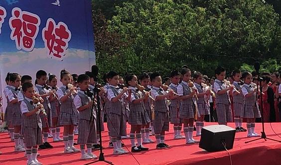 长治科教中心 葫芦丝  竹笛 暑期班