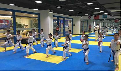 互动吧-西子堂武馆八周年庆武术空手道跆拳道88元体验1个月