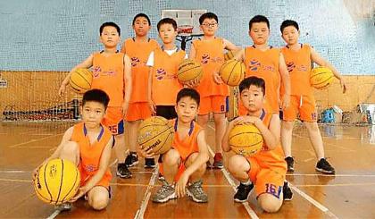 互动吧-篮球秋季班开课了