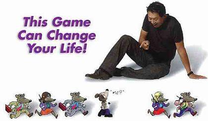 互动吧-你是富爸爸还是穷爸爸?一起玩现金流游戏PK你的财商。