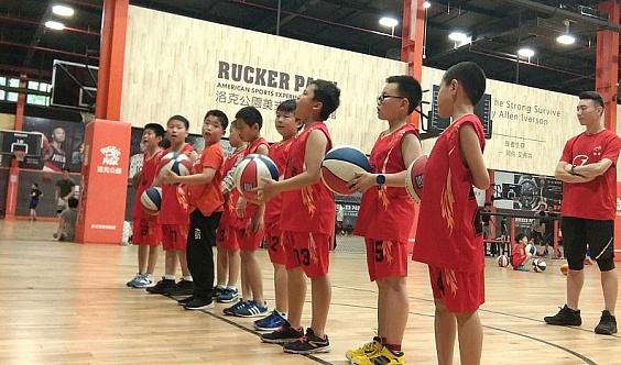 少儿篮球启蒙班体验课预约中