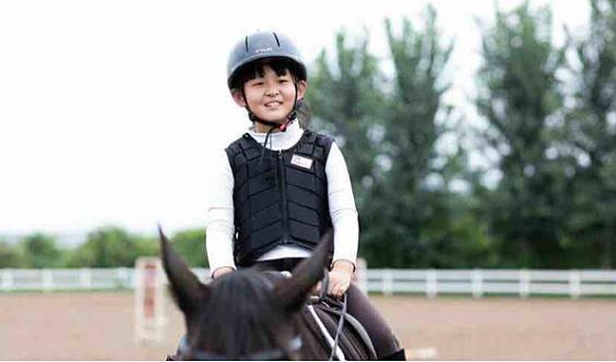 让宝宝成为小骑士吧!