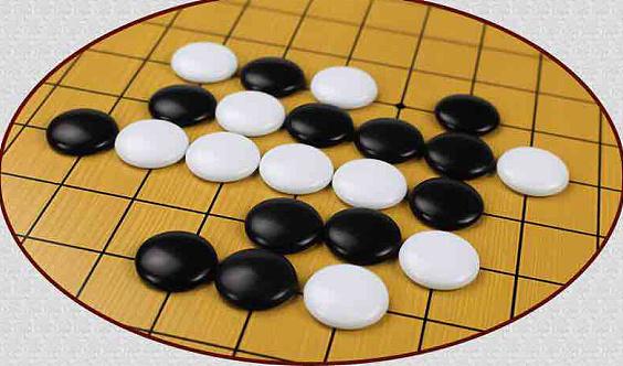 韦智教育棋乐无穷-五子棋大赛