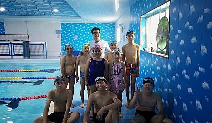 互动吧-启奥1元游泳体验课