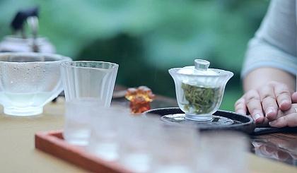 互动吧-中国茶的日常冲泡(茉莉花茶盖碗体验课)