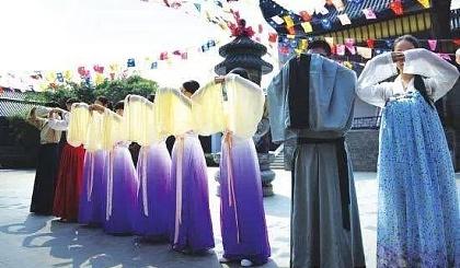 互动吧-爱在桂花里--赴一场千年的约会~汉服相亲联谊(9月16日@长沙)