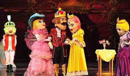 互动吧-经典童话舞台剧国庆七天轮番上演,给孩子的承诺,不能忘