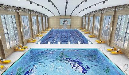 互动吧-金源温泉游泳健身俱乐部500名创始会员名额火爆预约中