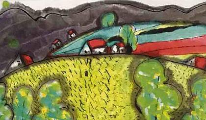 互动吧-铜鼓社区●中国画公益活动(少儿班)