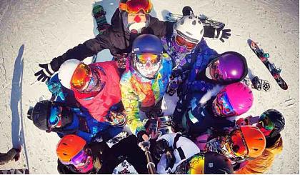 互动吧-18-19雪季凌霜●滑雪俱乐部首滑报名啦!