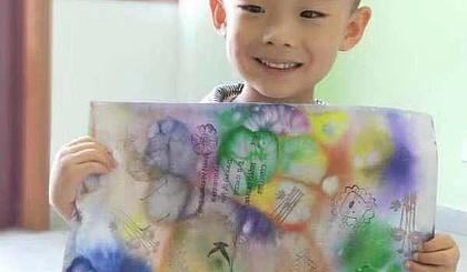 互动吧-艺舟美术上河郡校区精品涂鸦班周五班开课啦