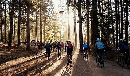 """互动吧-""""低碳出行,绿色雄安""""室内自行车骑行台比赛"""