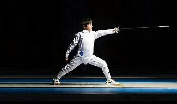 泉州首家击剑俱乐部—锋尚击剑中心击剑体验课