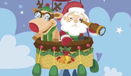 互动吧-「新华书店线下公益绘本故事会」圣诞老人驾到