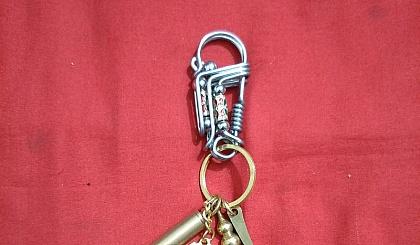 互动吧-小鸟🐦钥匙扣