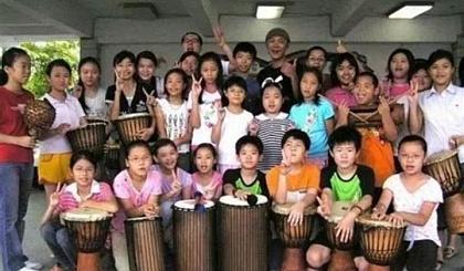 互动吧-嘉益艺术2019寒假免费非洲鼓课程