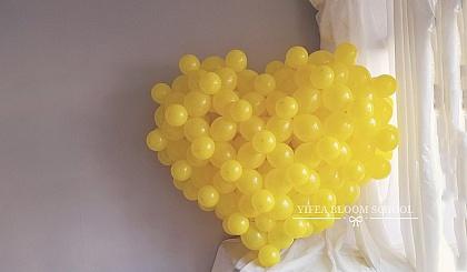 互动吧-上课提醒|8号立体爱心气球和热气球技法