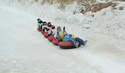 互动吧-年底冬季滑雪活动