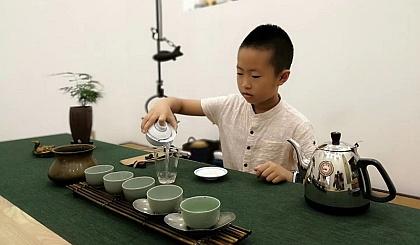 互动吧-小小茶艺师