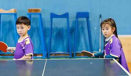 互动吧-苏州青少年乒乓球培训