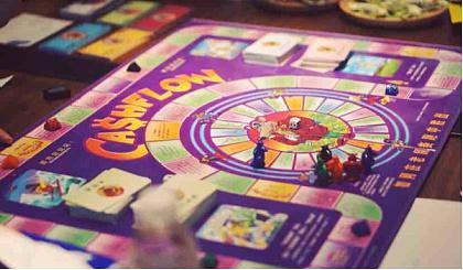 互动吧-富爸爸穷爸爸-现金流游戏,原来就算一辈子不涨工资也可以实现财富自由