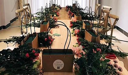 互动吧-第2波【插花】3.17下午【大益茶店】邀请函