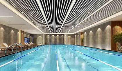 """互动吧-前299名创始会员火爆招募中‼️ 优力得游泳健身会所""""首年免费""""活动"""