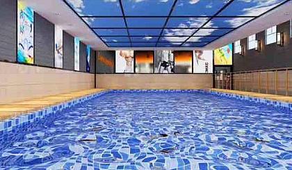 互动吧-卡路里游泳健身九馆一中心前599名创始会员火🔥爆招募前99名首年免费