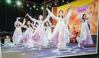 """互动吧-""""风雅壁州""""汉文化推广团队**次代表会"""