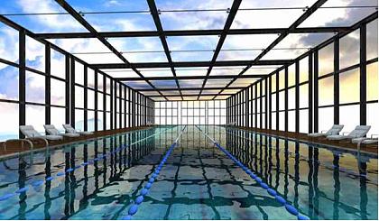 互动吧-河源坚基**间网红健身游泳馆即将火爆开业  存50抵1000 首年免费