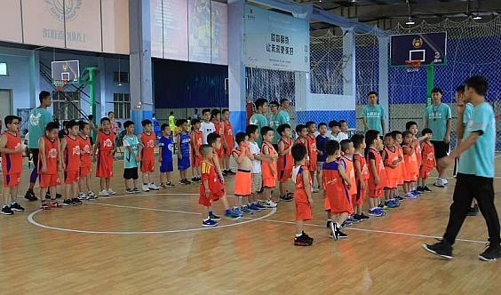 极光少儿篮球暑期班火热招生中,有你想不到的优惠👏👏