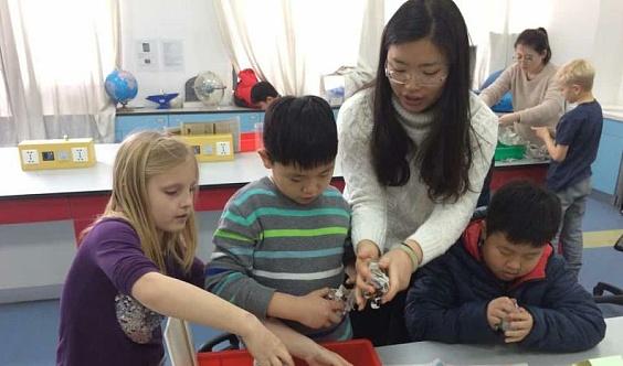 《凝辉学校(莱阳)小学生国际班》入学考试开始报名了