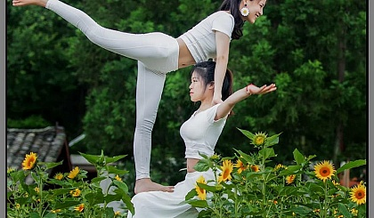 互动吧-伽美高温瑜伽精品课99元4次