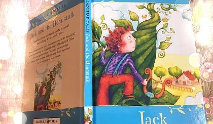 """互动吧-【读童话●飙演技●练英文】英文讲读会:""""杰克与豌豆藤"""""""