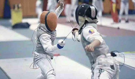 青少儿击剑体验活动