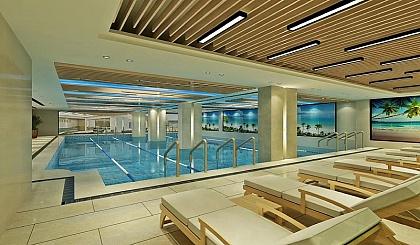 互动吧-安康潮都荟游泳健身儿童水世界欢迎你