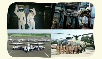 互动吧-军事化拓展+航空训练夏令营集结号