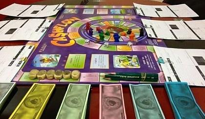 互动吧-6.8大富翁现金流游戏,通过游戏了解财富自由之路