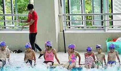 互动吧-【星时代游泳健身】办月卡送月卡VS小孩暑期特价游泳班