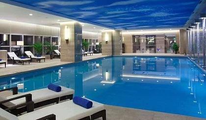 互动吧-四季永逸酒店 健身游泳会所创始会员火爆招募,预交50抵800+买一年送一年