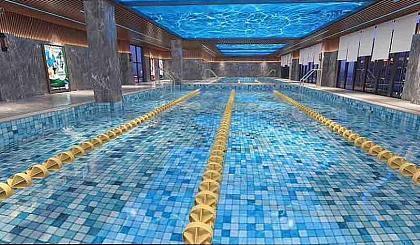 互动吧-奥博游泳健身