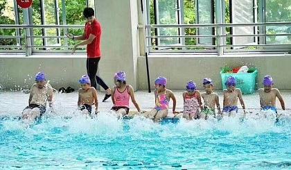 互动吧-星时代游泳健身俱乐部一周年特价活动
