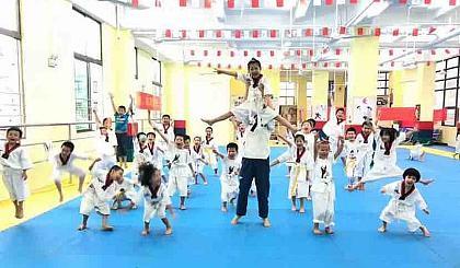 互动吧-胜世跆拳道暑假火热报名  免费体验精品课程