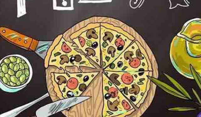 披萨DIY